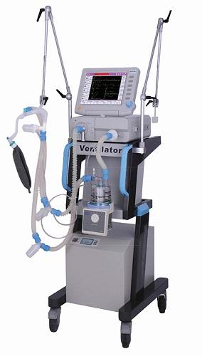 ICU Ventilator Lifepro 8 Plus MDX-USA