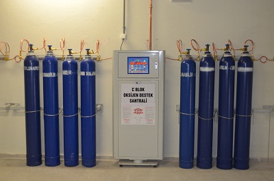 Oxygen Nitrous Oxide Medical Air Plant