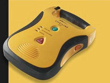 Automatic External Defibrillator Lifeline Defibtech
