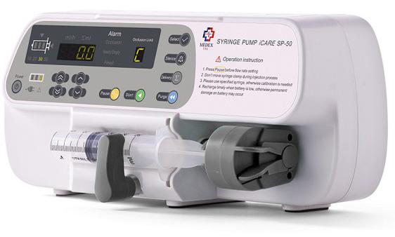 Syringe Pump 10ML MEDEX USA