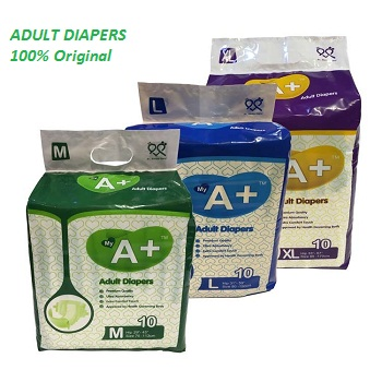 Adult Diapers Brand A+ China