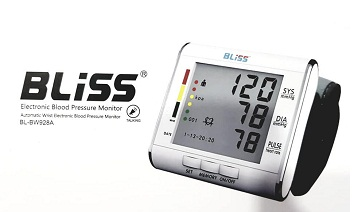 Digital Blood Pressure Monitor Bliss